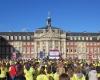Münster Weltrekord Presentationsmedium LED-Fläche Videowall