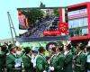 Schützenfest Neuss Sponsoren Werbung LED-Fläche Videowall