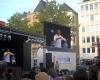 "Tag des Handwerks Köln Livebilder Sponsoren LED-Fläche Videowall Detlef D"" Soost"