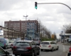 Verkehrslenkung Personenlenkung Polizei Derby Dortmund Schalke LED-Fläche Videowall