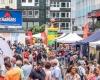 SportVest Recklinghausen Sponsoren Werbung LED-Fläche Videowall