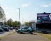 Videowall Werbung B1 Mira TV LED-Fläche Skoda Fahrzeugplatzierung